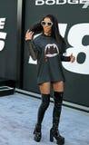 Rapper femminile Rico Nasty Fotografia Stock Libera da Diritti