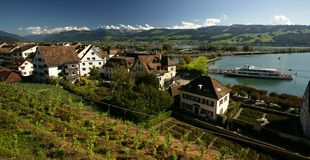 Rapperswil Stock Photography
