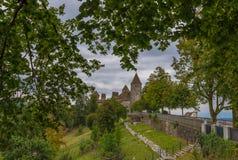 Rapperswil castle, Switzerland Royalty Free Stock Photo