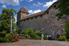 Rapperswil fortress, Switzerland Stock Photos