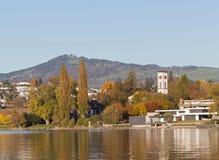 Rapperswil, otoño Fotografía de archivo libre de regalías