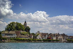 Rapperswil, Switzerland Royalty Free Stock Photos