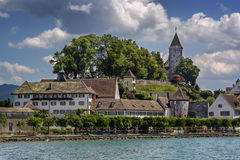 Rapperswil, Switzerland Royalty Free Stock Images