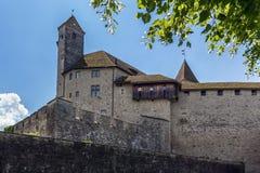 Rapperswil , Switzerland Stock Photo