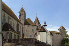 Rapperswil , Switzerland royalty free stock image
