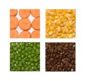 Rappezzatura dell'alimento immagine stock libera da diritti
