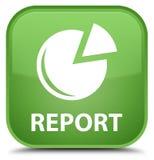 Rapport (grafiekpictogram) speciale zachte groene vierkante knoop Stock Afbeeldingen