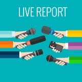 Rapport vivant images stock