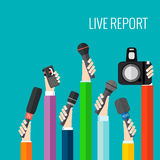 Rapport vivant photos libres de droits