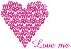 Rapport voor uw liefde Stock Foto