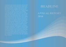 Rapporto annuale Fotografia Stock
