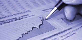 Rapporto di affari Immagine Stock Libera da Diritti