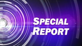 Rapporto speciale astratto del fondo