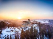 Rappottenstein, château, inférieur, Autriche, voyage, l'Europe, monde, h Photo stock