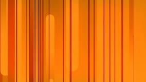 Rappresentazione astratta 3d delle forme geometriche colorate Animazione generata da computer del ciclo Linee geometriche modello royalty illustrazione gratis