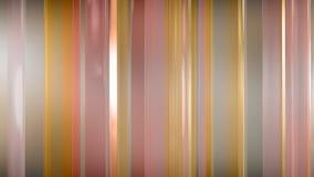 rappresentazione 3D dei pannelli di vetro sottili astratti nello spazio I pannelli lustro e si riflettono Immagine Stock Libera da Diritti