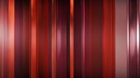 rappresentazione 3D dei pannelli di vetro sottili astratti nello spazio I pannelli lustro e si riflettono Immagini Stock Libere da Diritti