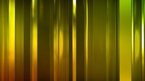 rappresentazione 3D dei pannelli di vetro sottili astratti nello spazio I pannelli lustro e si riflettono Fotografia Stock Libera da Diritti