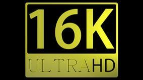 rappresentazione 3d della vista piacevole ultra dell'immagine di HD 16K Immagini Stock Libere da Diritti