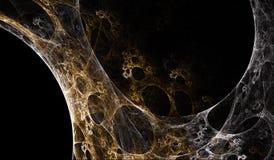 Rappresentazione del plasma illustrazione vettoriale