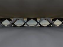 Rappresentazione del ponte 3D Fotografia Stock Libera da Diritti
