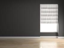 Rappresentazione vuota interna della sala 3D Fotografia Stock