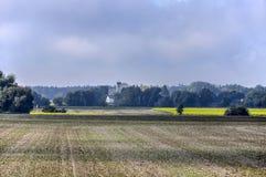 Rapsfeld (Deutschland) Lizenzfreie Stockfotografie