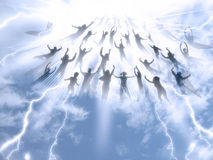 The Rapture Stock Photos