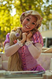 Rapunzel Immagini Stock