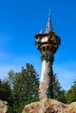 Rapunzel的塔 免版税库存照片