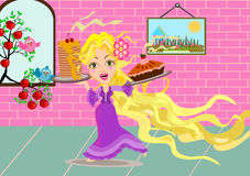 Rapunzel Royalty Free Stock Images