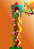 Rapunzel Royalty Free Stock Photography