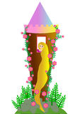 Rapunzel Royalty Free Stock Photos