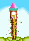 Rapunzel Stock Image