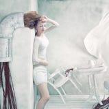 Rapunzel industriel Photographie stock libre de droits