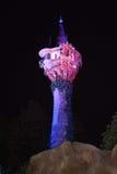 Rapunzels Turm Stockbild