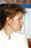 Raquel Welch, πρότυπος, ηθοποιός ταινιών Στοκ Φωτογραφίες