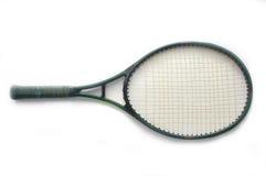 Raqueta de tenis Fotografía de archivo libre de regalías