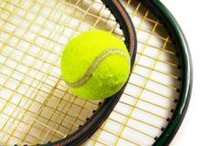 Raquetas de tenis Fotos de archivo libres de regalías