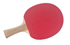 Raquete de tênis de mesa Fotos de Stock Royalty Free