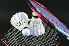Raquetes de Badminton Fotos de Stock
