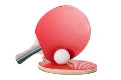 Raquetes de tênis Fotografia de Stock Royalty Free