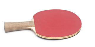 Raquette de ping-pong Photo stock