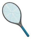 Raquette de tennis de plage Photographie stock libre de droits