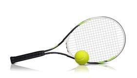 Raquettes de tennis Image libre de droits