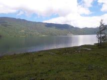 RARA湖 库存照片