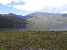 RARA湖 库存图片