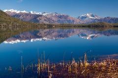 Rara Lake. Himalayan lake Rara (Rara taal), Mugu District, Karnali Zone, Nepal Stock Images