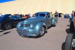 Rare Antique Car: 1941 Graham Hollyw. Supercharged Stock Photos