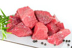 Rare beef Royalty Free Stock Image
